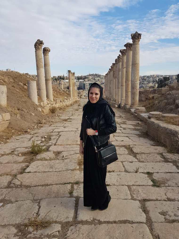 Templul Jerash (2)
