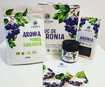 Produse naturale din Aronia