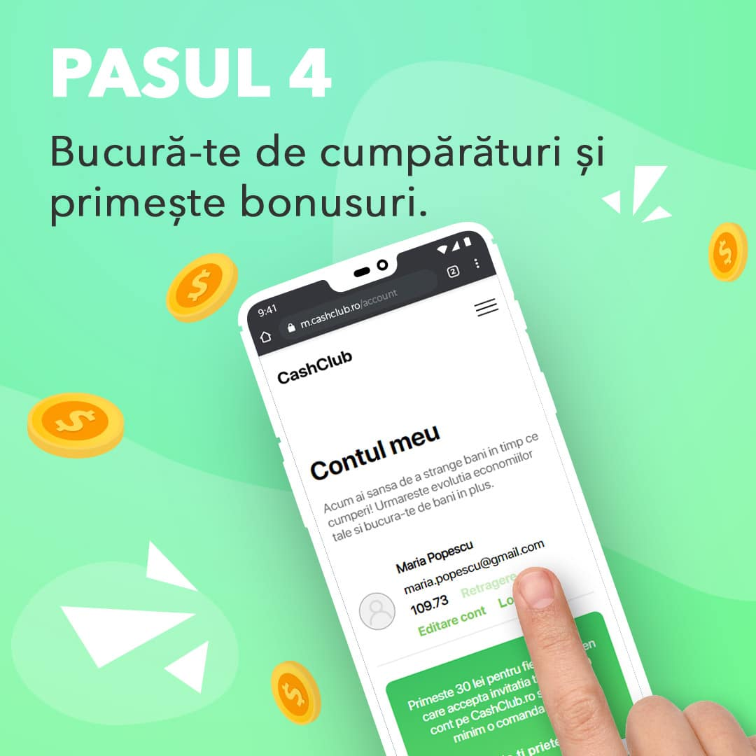 CashClub app