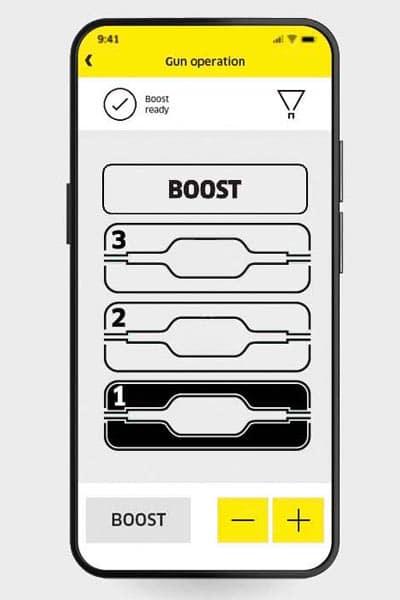 Aplicatia Karcher Smartphone (5)