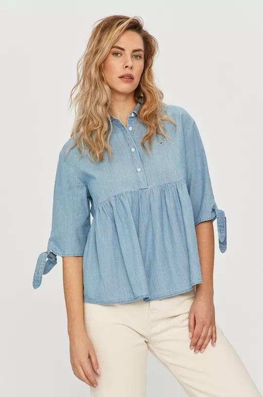 Tommy Jeans - Bluza subtire de blugi
