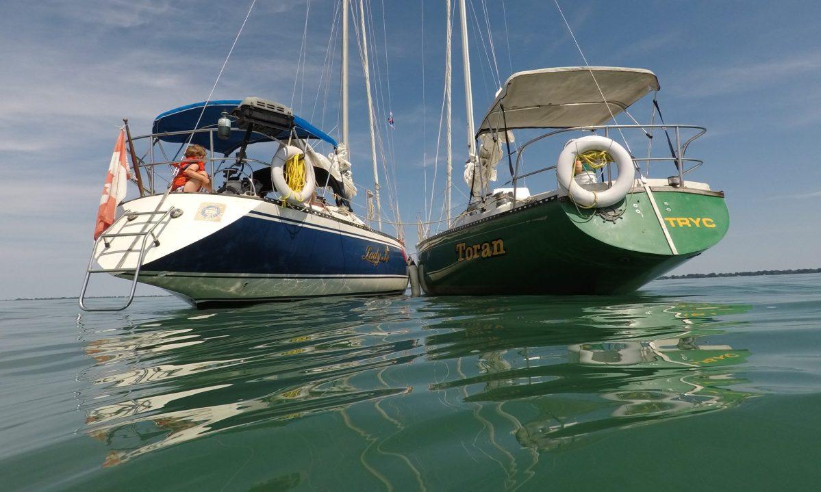 Buddy boats!
