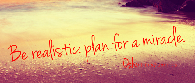 Osho-Plan-for-a-miracle