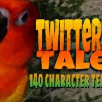 Twittering Tale #13 - 17 January 2017