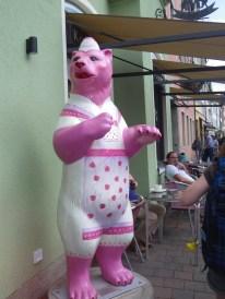 sweet bear in Freising