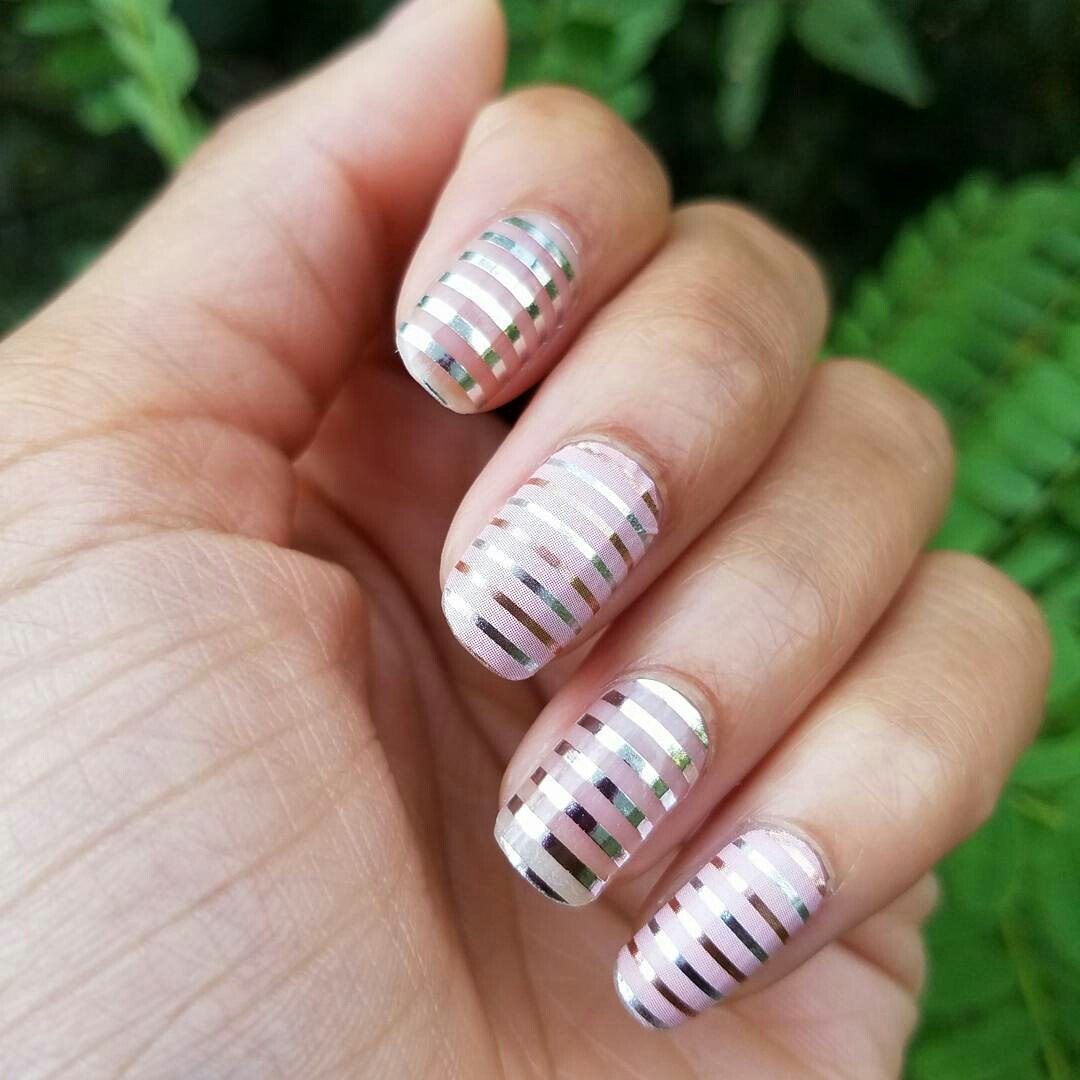 Geometric Nail Art Is A Wonderful Idea To Prove Your And E Up You Re Own Interesting Design By The Way Will Enjoy Process Of