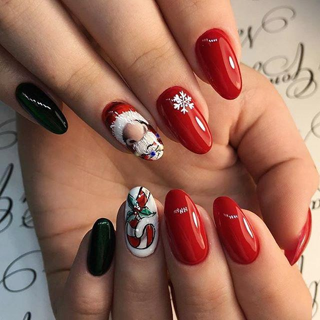 This All Can Be Painted On The Nails And Bee An Essential Part Of Gel Nail Designs For New Years Those Who T Draw Straight Lines Or Have