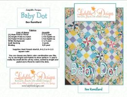 Baby Dot pattern cover