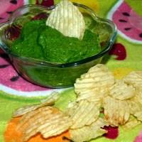 Avocado Spinach Dip