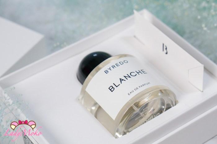 香氛勸敗》Byredo Blanche返璞歸真淡香精,木質花香調,心頭之愛啊!