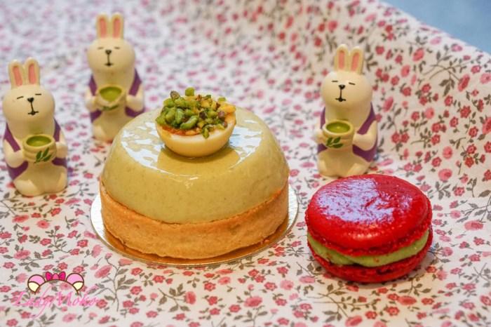 巴黎甜點|Pain de Sucre Patisserie, 兩款甜點都失望了…