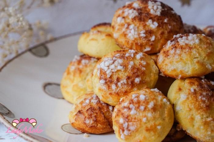 珍珠糖泡芙Chouquette食譜 法國生活最愛必食清單之一