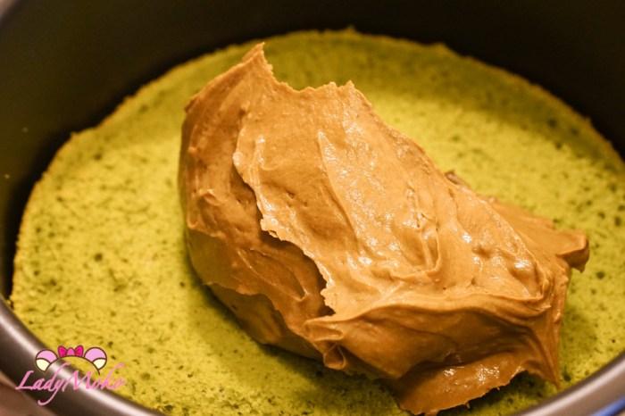 焙茶外交官奶油Diplomate Hojicha食譜 法式甜點經典基礎內餡填餡食譜做法