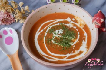 牛肉番茄濃湯Beef Tomato Soup食譜 健康營養好喝又簡單