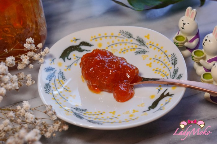 杏桃果醬食譜|免長時間熬煮顧爐,超級好吃又適合當麵包夾餡、吐司抹醬