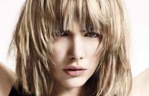 Градуированная стрижка: на средние, короткие волосы. Фото ...