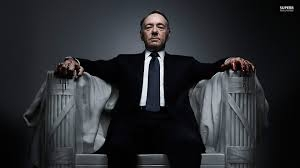 house of cards throne