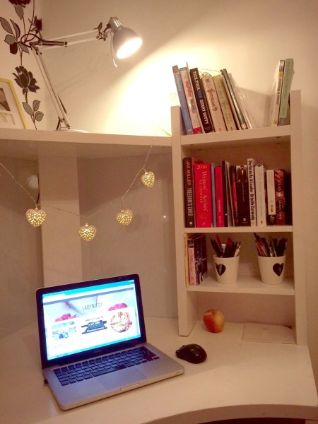 blogging space