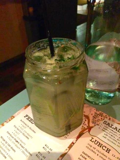Crackbird Mocktail