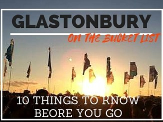 Top Ten Guide To Glastonbury