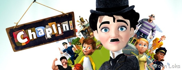Chaplin cartoon on Netflix