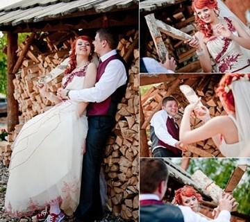 5 лет совместной жизни — какая это свадьба, как она ...