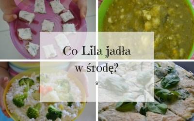Co Lila jadła w środę? 9 – zajrzyj po kulinarne inspiracje