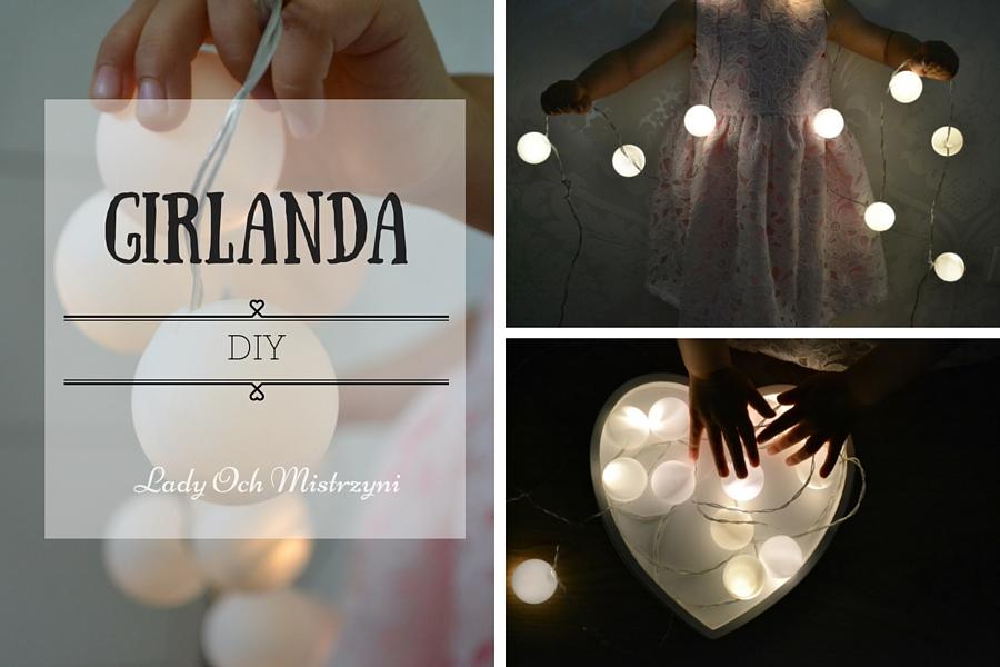 Jak zrobić łańcuch świetlny? DIY