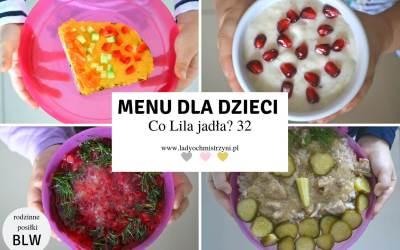 Przepisy dla dzieci BLW – co Lila jadła? 32