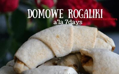 Domowe rogaliki a'la 7 days