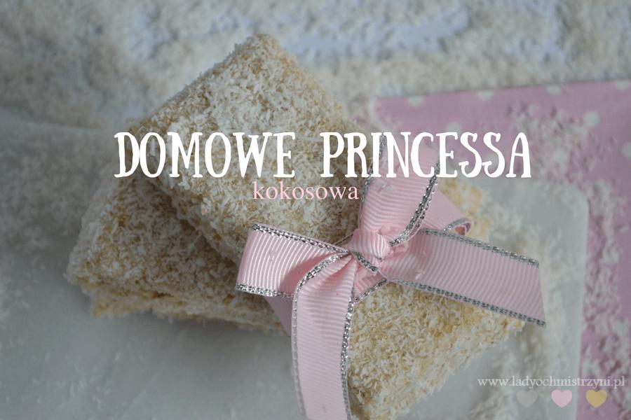 Domowa princessa kokosowa