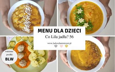 Jesienne menu BLW – co Lila jadła? 56
