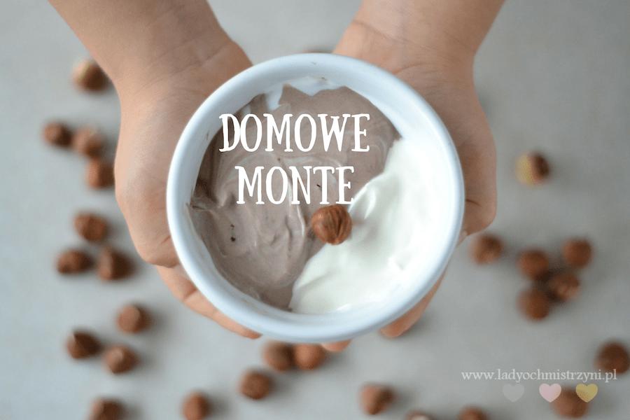 Domowe Monte – zdrowe słodycze dla dzieci BLW