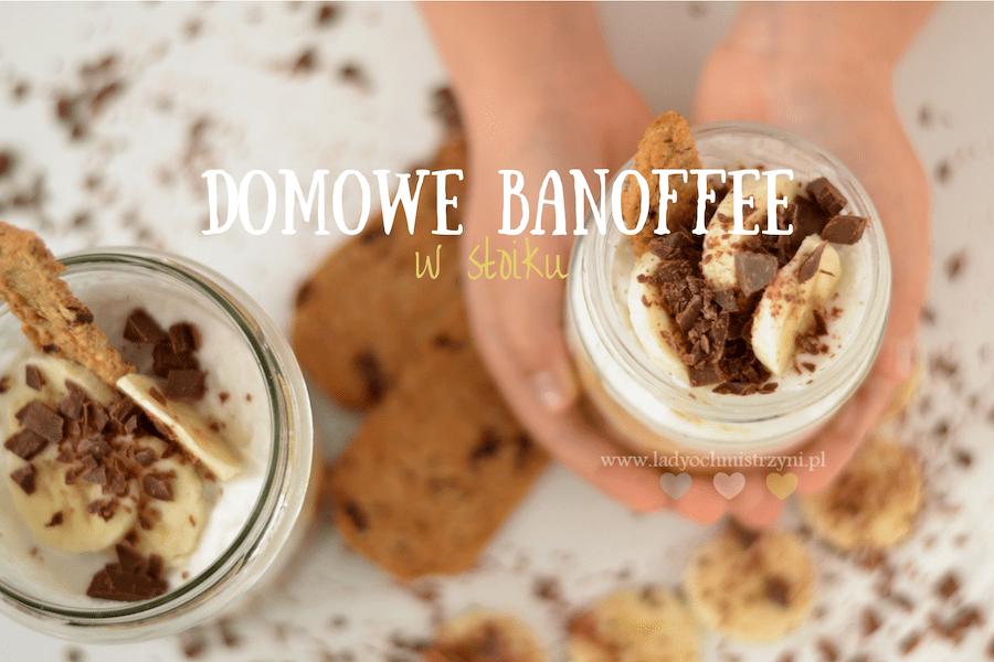 Domowe banoffee