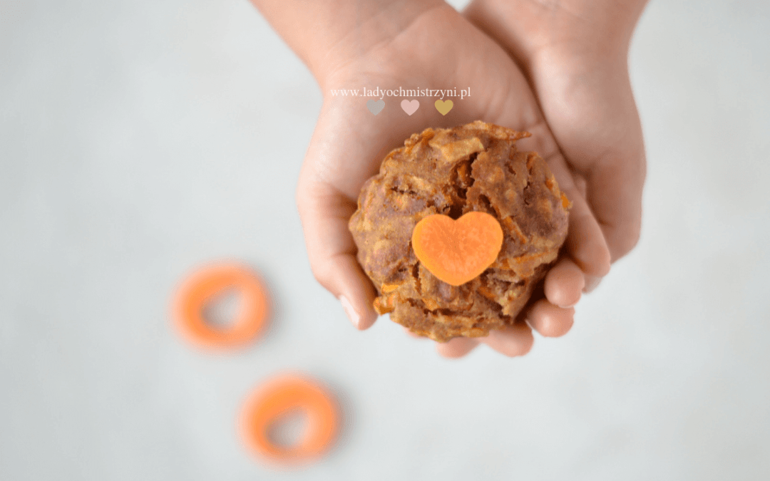 Domowe muffinki marchewkowe