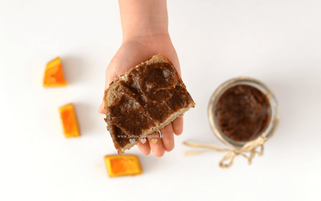 krem czekoladowy z dyni
