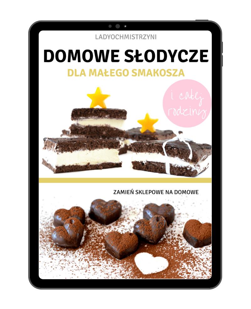 e-book domowe słodycze