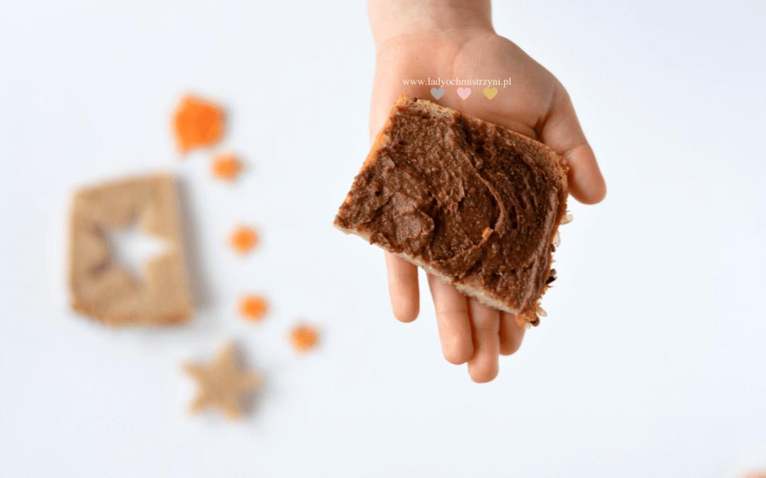 krem czekoladowy z batata