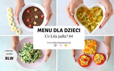 Posiłki dla dzieci BLW – co Lila jadła? 64