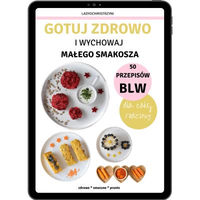 e-book gotuj zdrowo BLW