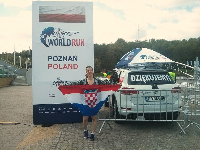 Running Travel: Wings For Life World Run, Poznań 2014