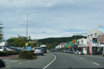 One of the towns between Napier and Wellington