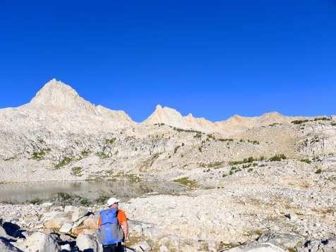 Granite Park Tarn