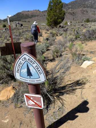 Kennedy Meadows Trail Head