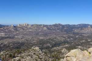 View west into Domeland