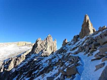 Mount Whitney far left