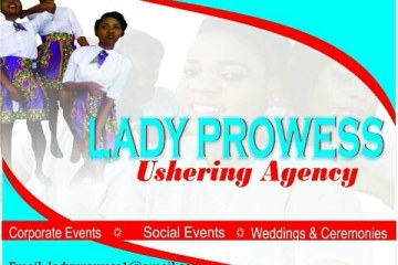 Lady Prowess Ushering Agency 1