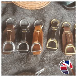 Selection of Stirrup Keyrings