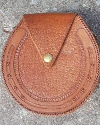 Horseshoe Hunting Bag