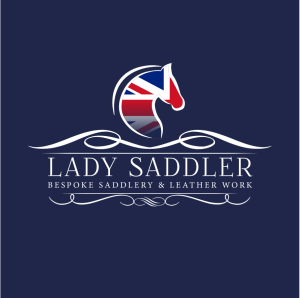 Lady Saddler logo_FIN_WH_BL